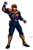 "Captain Falcon ""FZ_1"" by CaptStrife"