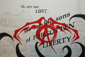 The Sons Of Forgotten Liberty by Ant1-Her0-Project
