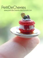 BerrieLicious - Macaron Set 3 by PetitDeCherries