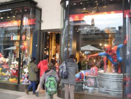 Disney Store at Covent Garden 2014 by ChristianPrime1-Bot