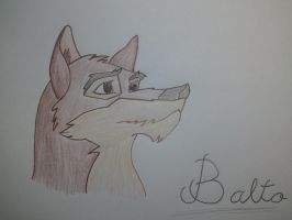 Balto by iaintgotaclue