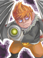 Mother 3 - The Commander by Lollergator