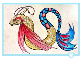 Milotic by PokeShoppe