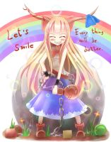 Let's smile by MaewPoo