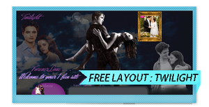 Free Layout Twilight by Marley-Wee