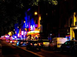 Boulevard Clichy.vol.2 by UncleLeland