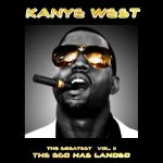 Kanye West The Ego Has Landed by JasonOrtiz