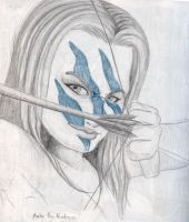 Aela the Huntress by chaos6x9