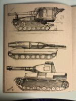 Tank Tank Tanks by MyRobotBee