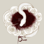 Snake and Roses by Brownie-B-Bunny