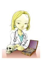 The Young Doctor by xiaoli