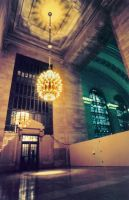 Grand Central Cross Processed by TheDreamerWorld
