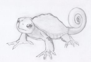 Turtlizard (for Rachet777) by GnarledContradiction