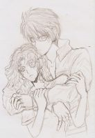 Never Gonna Let You Go by Usagi-Moni
