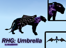 Feral Heart Preset: RHG Umbrella by DinzelZeL444