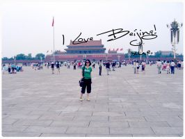 I LOVE BEIJING by ilovexueling