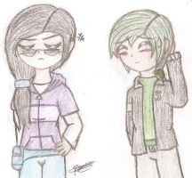 Mona and Henry by TTTEFan1