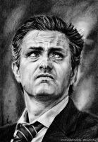 Jose Mourinho - The Special One by Fantaasiatoidab