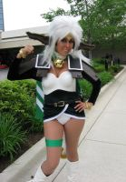 Aisha from ACen 2010 by dunkler-adlig