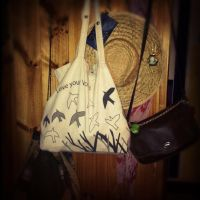 Bird Bag by catemate