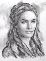 Cersei Lannister by Glluengo