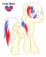 MLP:Custom Pony for Riverthunder by kiananuva12