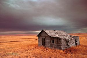 House on the Prairie by twizilla