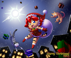 Christmas 2014 by freelancemanga