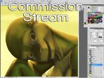 Streaming! Commissions avalible! by Pinkuh