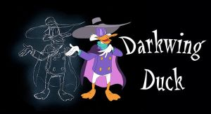 Darkwing Duck by Arielle-Kasa