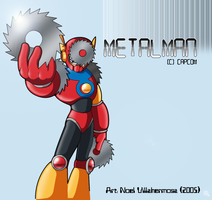 Metalman Final color by TotalMayhem