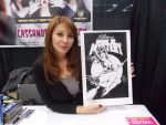 CASSANDRA PETERSON and Elvira by SKY-BOY