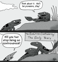 Evolution: The Early Years by Jeis