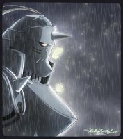 Alphonse Elric by WillisNinety-Six