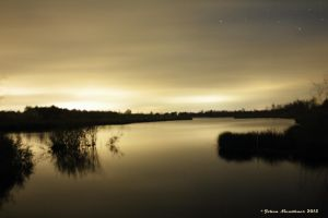 Nightshot at de Groote Peel by jochniew