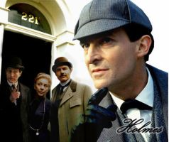 Holmes Wallpaper by hnl