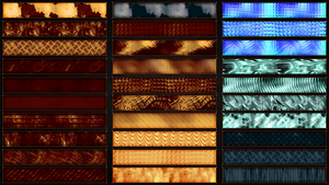 Free Layer Styles Pack 2.4 by llexandro