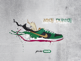 Nike Dunke by GersonDesign