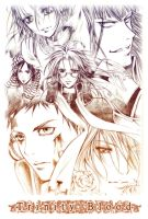 Trinity Blood : Innocent War by MoreProject