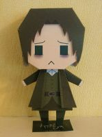 Amnesia the Dark Descent Paperdoll - Daniel by x0xChelseax0x