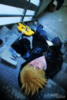Roxas XIII  Lost by Floreshiry