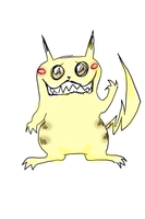Creepy Pika by XantheStar
