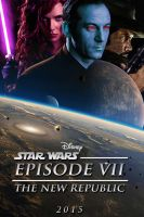 Star Wars Episode VII poster by DComp