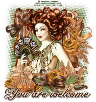 Janesko - You'reWelcome by CreativeDesignOutlet