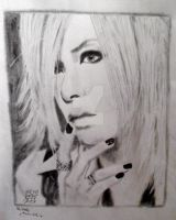 Lead Guitar: Uruha [the GazettE] by MisakiYamashiro