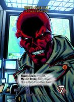 The Red Skull by Peskykid
