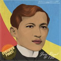 Rizal at 150 by peaceonearth888