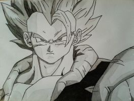 Da name is Gogeta by Jbgombert