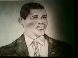 Barack Obama by Rizzy-The-Awesome