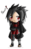 Chibi Madara by Urufei-Chopsticks